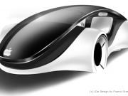 Design Entwurf für ein Apple auto von Franco Grassi