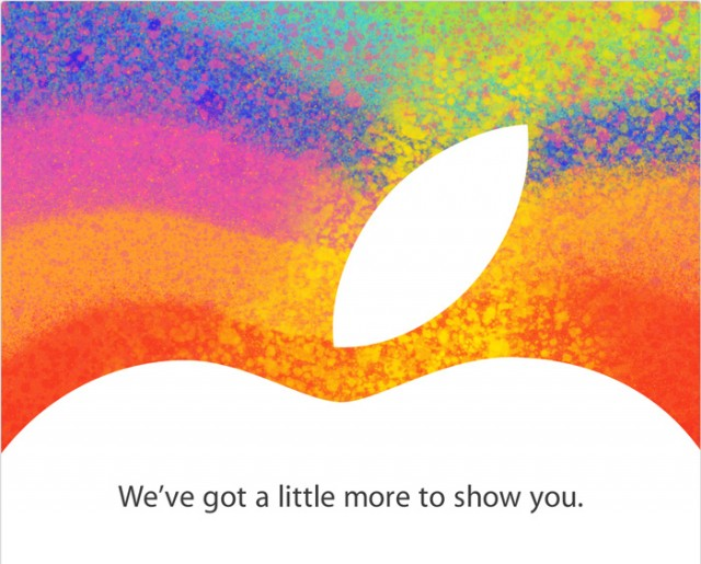 apple ipad mini einladung