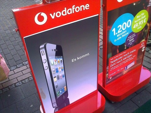 Vodafone Angebot iPhone