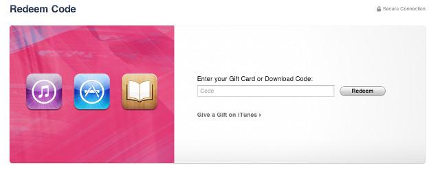 iTunes Code Guthaben einlösen